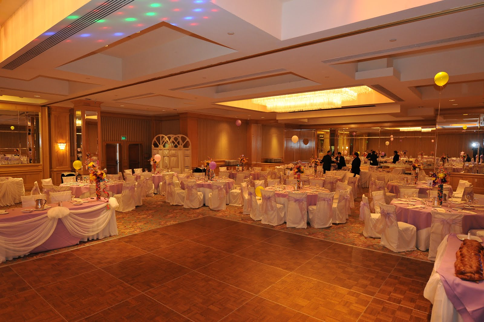 Small Banquet Rooms In Los Angeles